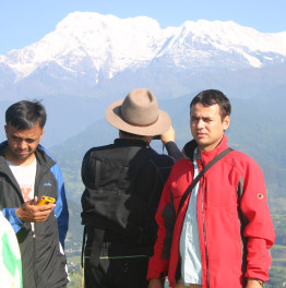 Go on a wilderness adventure after Poon Hill hike