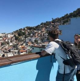 9 hour trip to Favelas of rio de janeiro