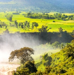 Go on a Journey From Royal Palaces to Volcanic Mountains