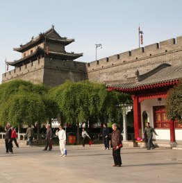 Follow the Traces of Ancient China in the Old Town