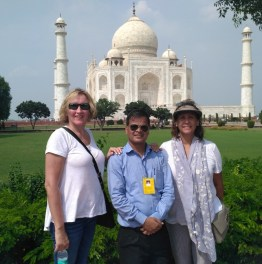 Witness the Magnificent Taj in Former Mughal City