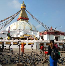 Drop by Nepal