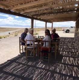 Come across scenic Quebrada de Humahuaca and salt flats