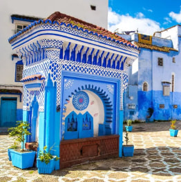 2-Hour Walking Tour of the Blue City of Chefchaouen