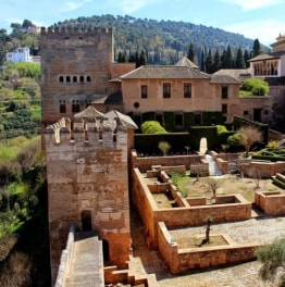 Take a deep dive into the past of Alhambra Fortress
