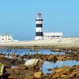 Go inside Cape Recife Lighthouse in Grysbok Reserve