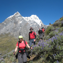 Head to the Huayhuash Trek and Help a Local Community