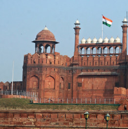 Explore new and old parts of the heart of India