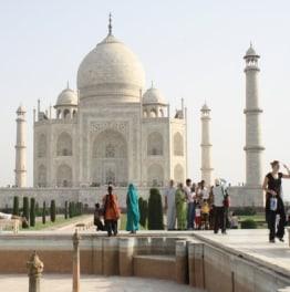 Absorb Mughal Heritage at the Taj Mahal & Agra Fort