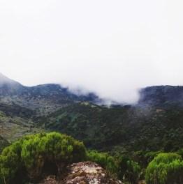 Ascend the peak of Mount Kenya