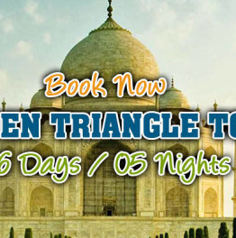 Round trip of 3 historical cities