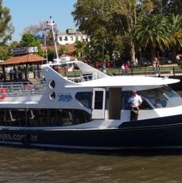 Full-Day Boat Ride/Kayaking in Tigre City