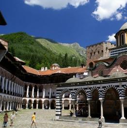 Visit the largest Eastern Orthodox Monastery
