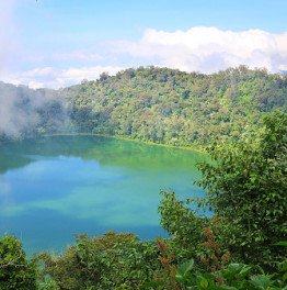 Full Day tour to the Chicabal Lagoon in Quetzaltenango