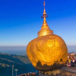 Visit historic temples, caves & pagodas