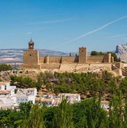 6 hour Antequera Dolmens Site, El Torcal de Antequera & Alcazaba tour
