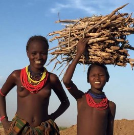Meet Ethiopian Tribes: See a Whole New World
