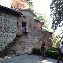 Behold the Monastery of Saint Ivan, Boyana Church & Stob Pyramids