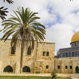 Day Out in the Historic City of Jerusalem