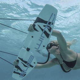 3-Hour Underwater Flying Snorkelling Tour in Cancun