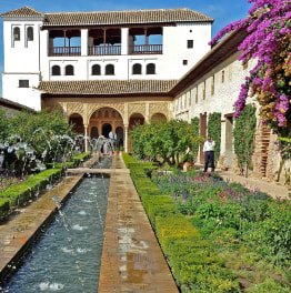 3-Hour Private Tour to Alhambra & Generalife