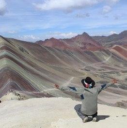Full Day Rainbow Mountain Tour in Cusco
