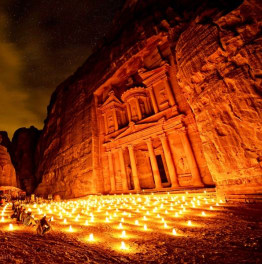Explore the splendor of Jordan