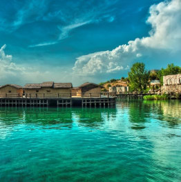 Spend a day at St. Naum Monastery Complex in Ohrid