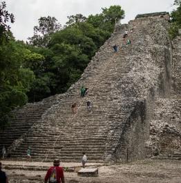 Full-Day Tour to Tulum & Coba from Riviera Maya