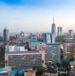 Visit prominent city landmarks at Kenya