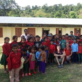 Go Volunteer Trekking in Nepal