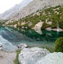 6-Day Dushanbe, Iskanderkul & Panjakent Tour