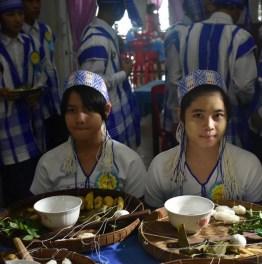 Be in the Capital of Kayin State in Myanmar