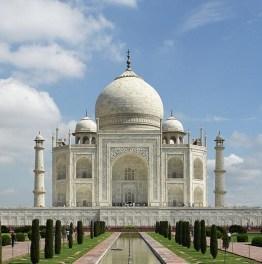 Full-Day Taj Mahal, Agra Fort & Mehtab Bagh Tour from Delhi