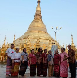 Explore this country for ancient Pagoda
