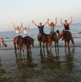 Enjoy a 2 Hour Horse Ride Near Hurghada