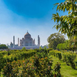 Undertake the Golden Triangle Tour