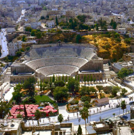 Historical Tour of Amman