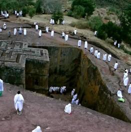 Make stops at historic Ethiopian churches