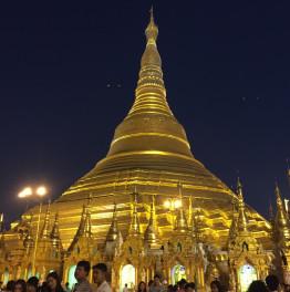 8-Hour Yangon Pagodas, Temple, & Market Tour