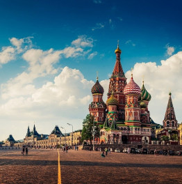 5-Hour Historic Tour Of Moscow
