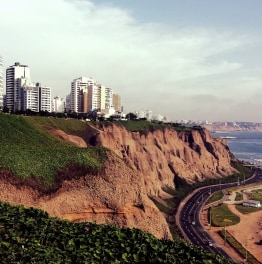 4-Hour Excursion to Lima