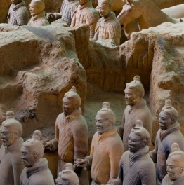 Meet the Famous Terracotta Army