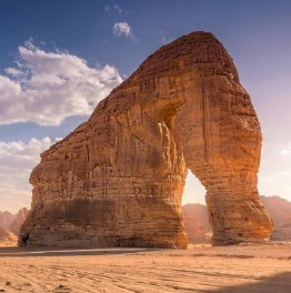 Embrace the incredible landmarks of Saudi Arabia