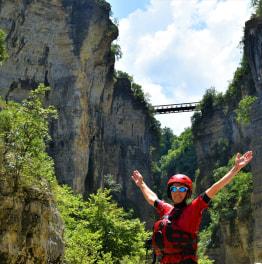 Kayak, Snorkel, Rafting, Canyon Exploration & Hiking in Tomor