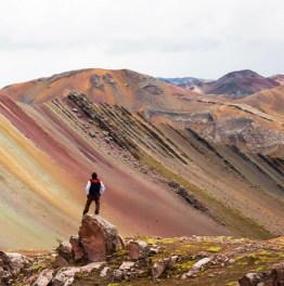 Full-Day Trekking Expedition To Palcoyo Mountains