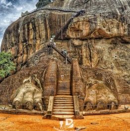Full Day Dambulla Cave Temple & Sigiriya Fortress Tour From Colombo