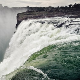 Get to Admire the Mighty Victoria Falls