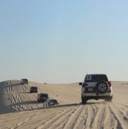 Escape to the Vast Arabian Desert