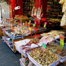 Embark on Chinatown Food adventure